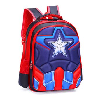 "Детский рюкзак ""Капитан Америка"" П2826"
