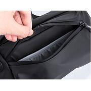 """Мужские поясные сумки - Сумка на пояс, бананка """"HOVER"""", синяя П2837"""
