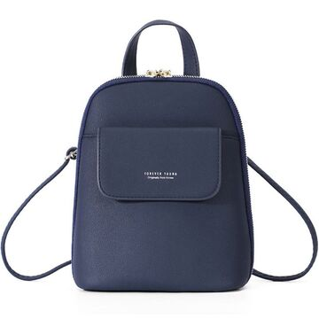 Женский рюкзак WEICHEN, синий П2840