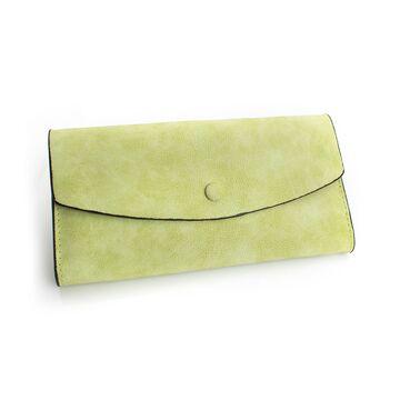 Женские кошельки - Женский кошелек, зеленый П0185