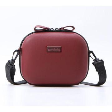 """Женская сумочка, клатч """"WEICHEN"""", красная П2853"""