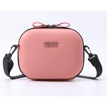"""Женская сумочка, клатч """"WEICHEN"""", розовая П2854"""