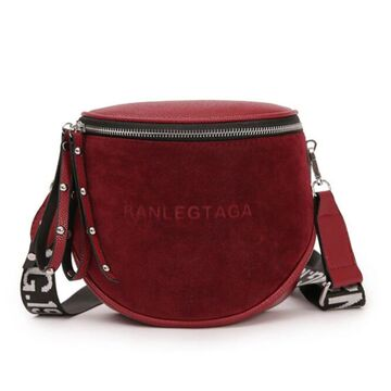Женская сумочка ACELURE, красная П2867