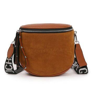 Женская сумочка ACELURE, коричневая П2869