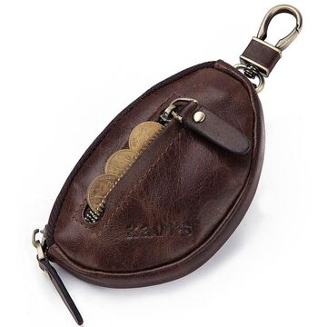 Ключница KAVIS, коричневая П2891