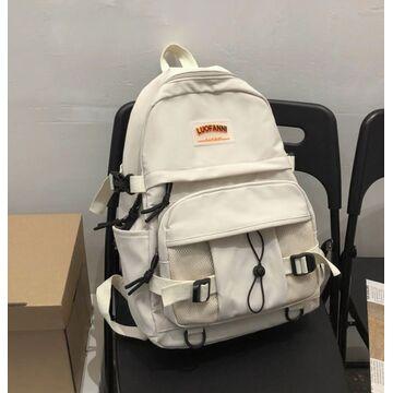 Женский рюкзак, белый П2899