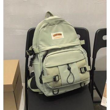 Женский рюкзак, зеленый П2901