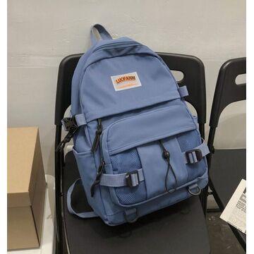 Женский рюкзак, синий П2902