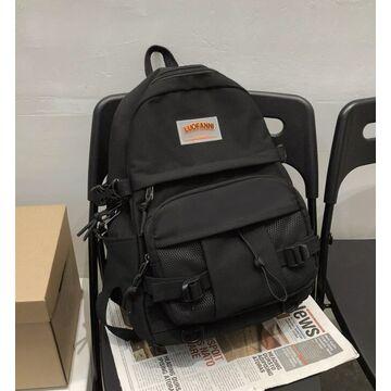 Женский рюкзак, черный П2903