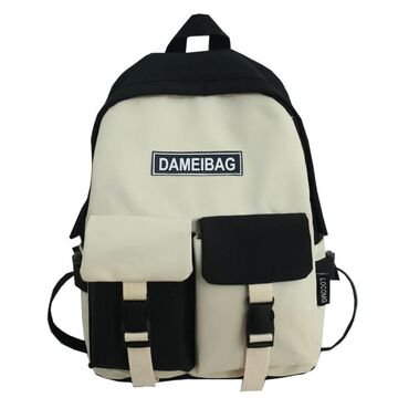 Женский рюкзак, белый П2904