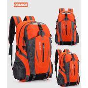 Рюкзак туристический TakeCharm, оранжевый П2914