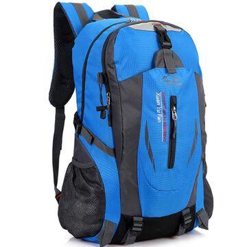 Рюкзак туристический TakeCharm, синий П2916