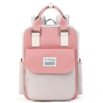 """Рюкзак женский """"TINYAT"""", розовый П2948"""