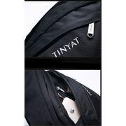 """Мужские сумки - Мужская сумка слинг """"TINYAT"""", черная П2950"""
