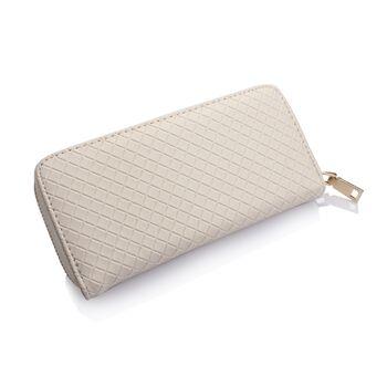 Женский кошелек, белый П0196