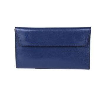 Женский кошелек, синий П0197