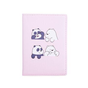 """Обложка для паспорта """"Панда"""", П2973"""