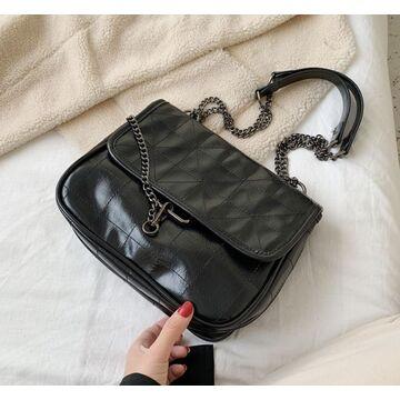 Женская сумка, черная П2978