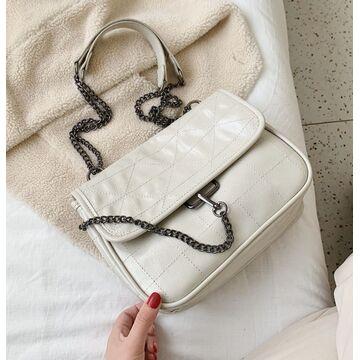 Женская сумка, белая П2980