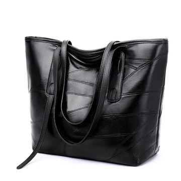 Женская сумка, черная П2984
