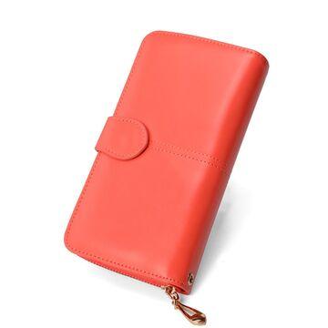 Женский кошелек Vodiu, красный П2989