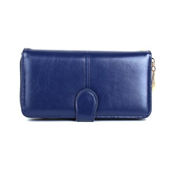 Женский кошелек Vodiu, синий П2990