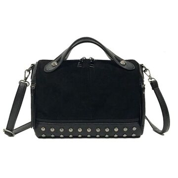 Женская сумка SMOOZA, черная П3013
