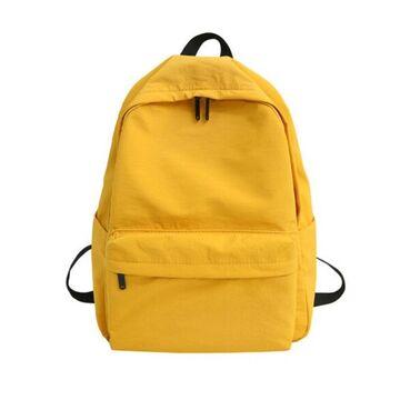 Женский рюкзак, желтый П3014