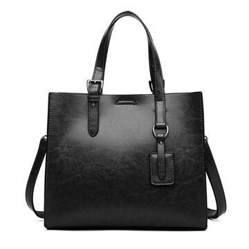 Женская сумка ACELURE, черная П3015