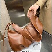 Женские сумки - Женская сумка, коричневая П3024