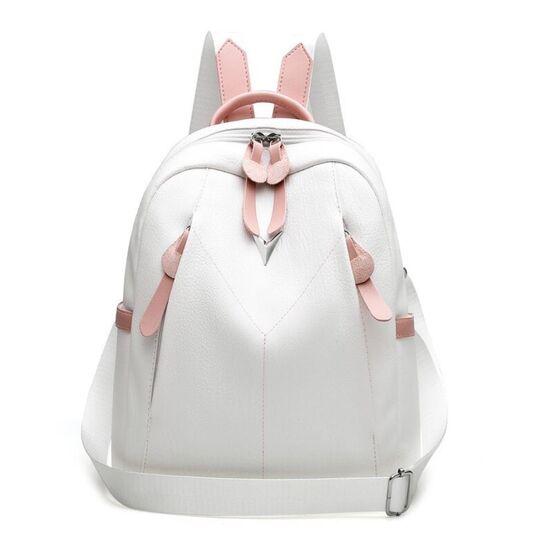 Женские рюкзаки - Женский рюкзак FUNMARDI, белый П3026