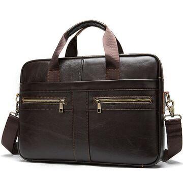 Мужская сумка портфель WESTAL для ноутбука, П3029