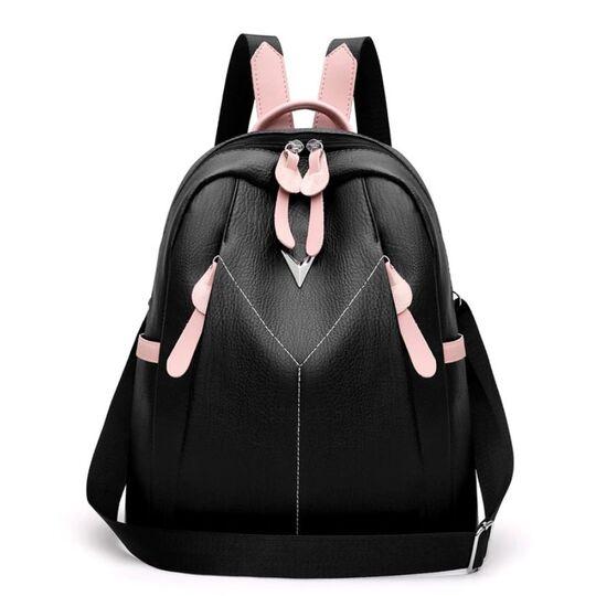 Женский рюкзак FUNMARDI, черный П3036