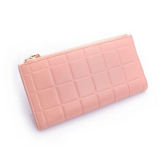 Женские кошельки - Женский кошелек, розовый П0206