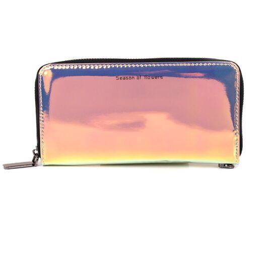 Женский кошелек, розовый П3061