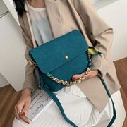 Женская сумка, красная П3071
