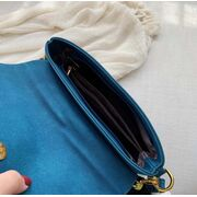 Женская сумка, черная П3076