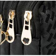 Женские клатчи - Женская сумка-клатч, розовая П3082