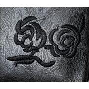 Женские клатчи - Женская сумка-клатч, черная П3084