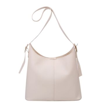 Женская сумка+косметичка, белая П3087