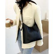 Женские сумки - Женская сумка+косметичка, черная П3088