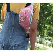 Поясные сумки - Детская сумка поясная, бананка, Единорог, П3105