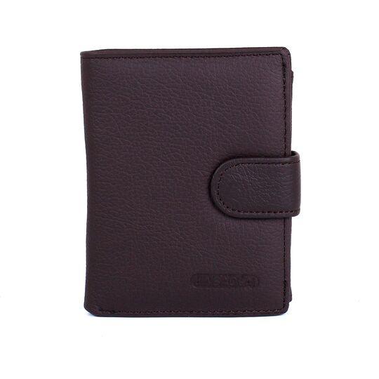Мужской кошелек, коричневый П3106