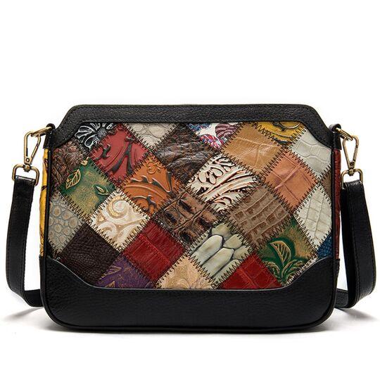 """Женская кожаная сумка """"WESTAL"""", П3109"""