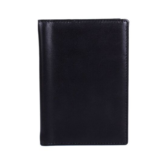 """Обложка для паспорта """"WESTAL"""", черная П3110"""