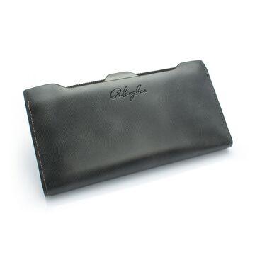 Женские кошельки - Женский кошелек, серый П0212
