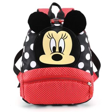 """Детский рюкзак """"Микки Маус"""", красный П3135"""