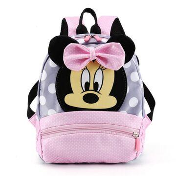 """Детский рюкзак """"Минни Маус"""", розовый П3138"""