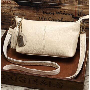 Женская сумка, белая П3145