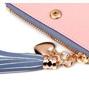 Женский кошелек, розовый П3161